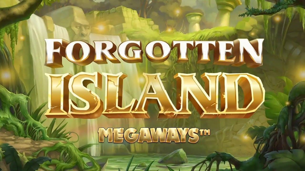 Forgotten Island Megaways Slot Logo Wizard Slots