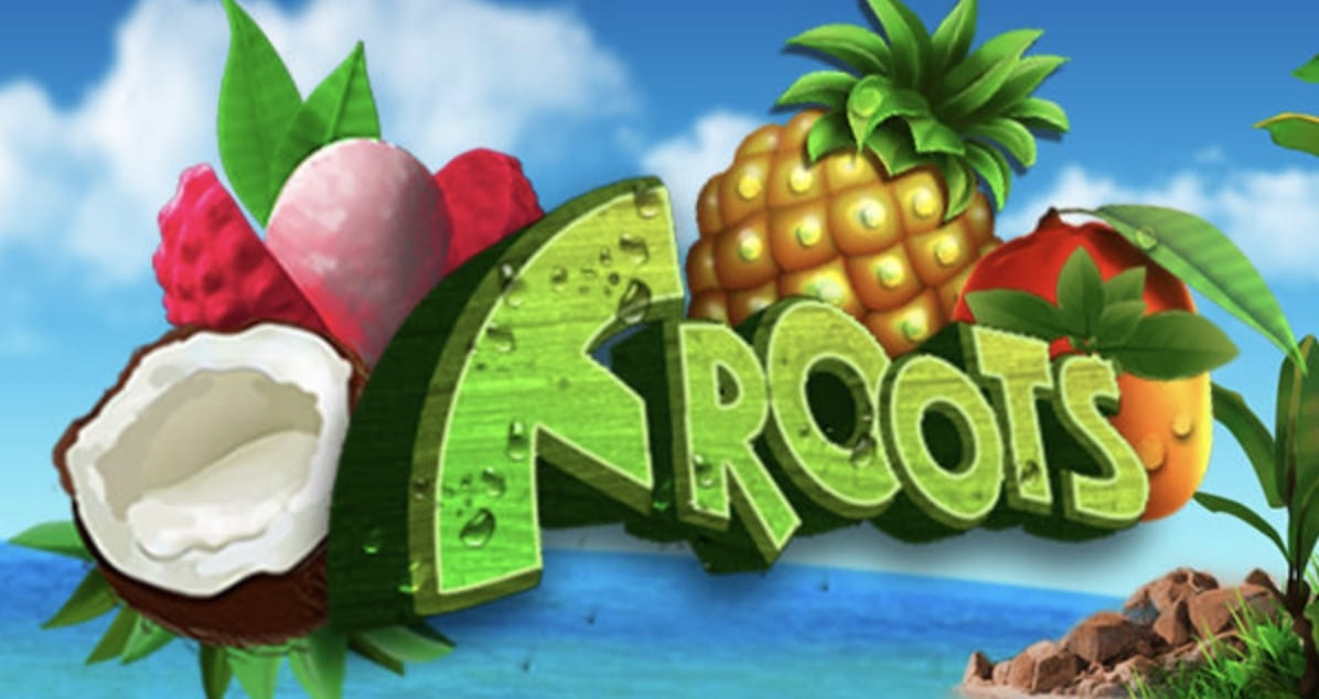 Froots online slots game logo