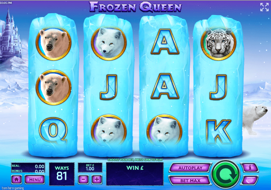 Frozen Queen Gameplay