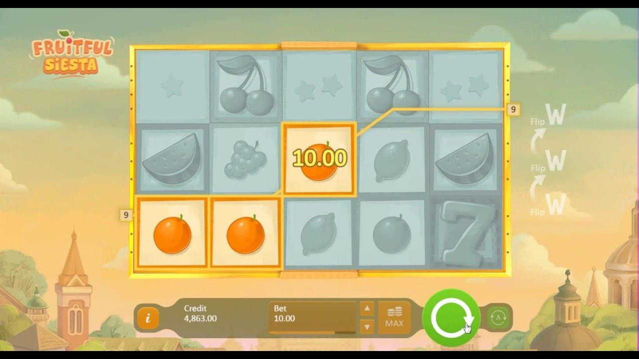 Fruitful Siesta Slot Wizard Slots