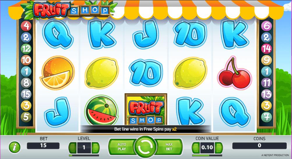 Fruit Shop Gameplay