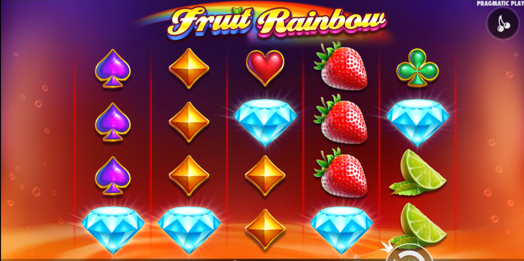 Fruit Rainbow Online Slots