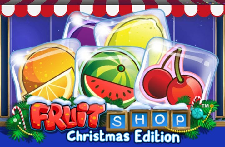 Fruit Shop Christmas Edition Logo