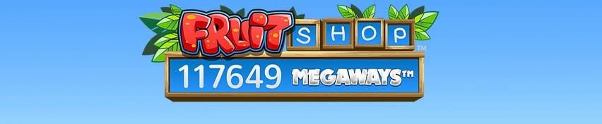 Fruit Shop Megaways Slot Logo Wizard Slots
