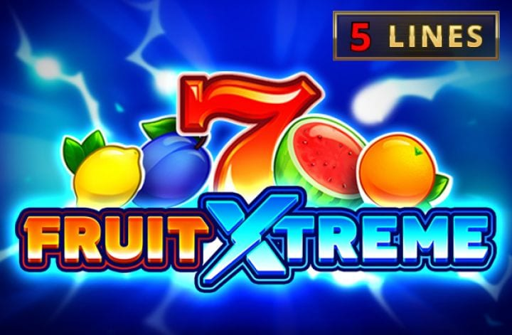 Fruit Xtreme: 5 Lines Slot Wizard Slots
