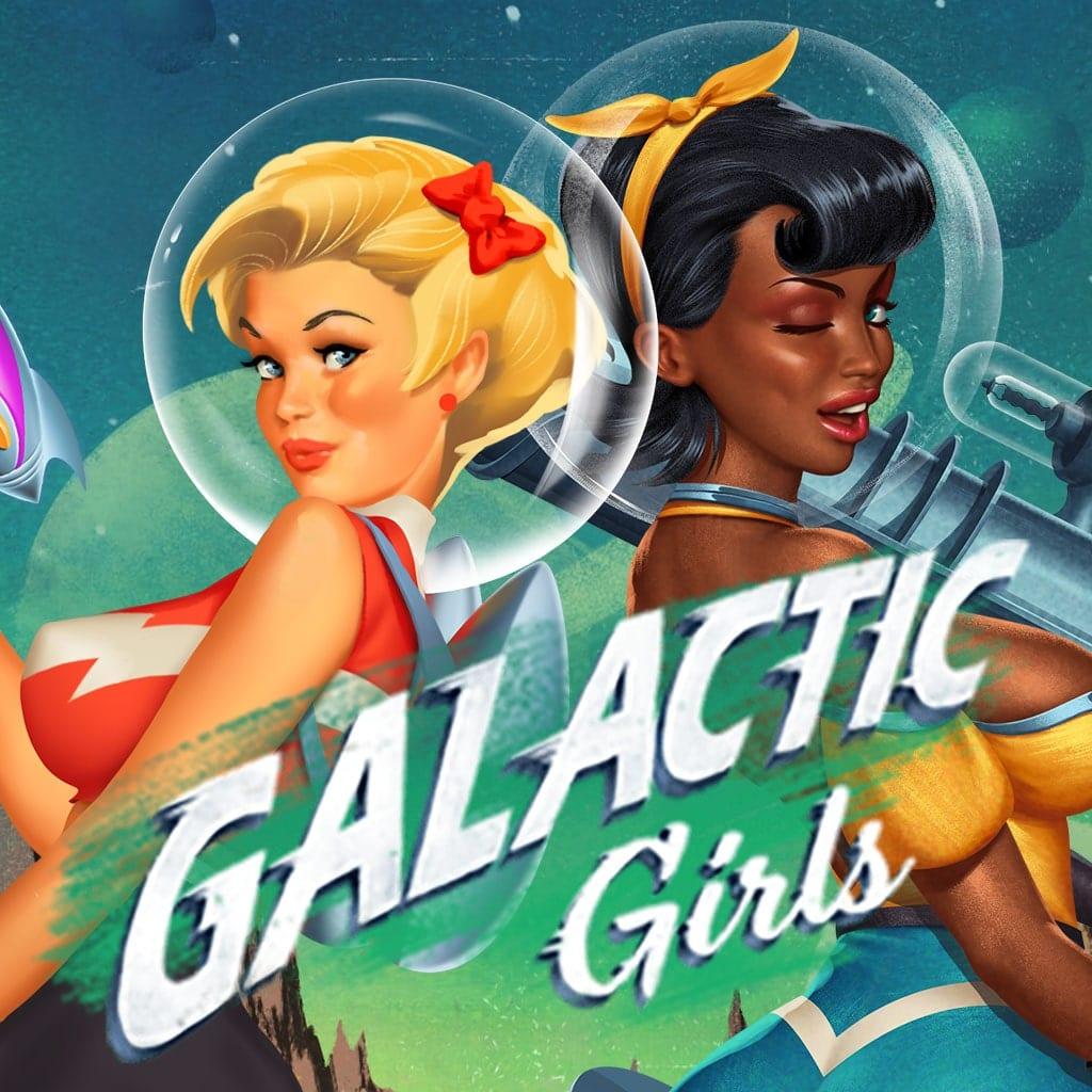 Galactic Girls Slot Wizard Slots