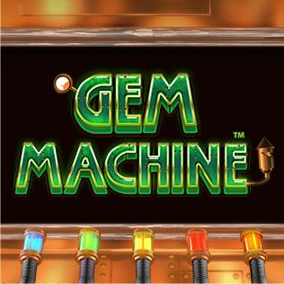 The Gem Machine logo