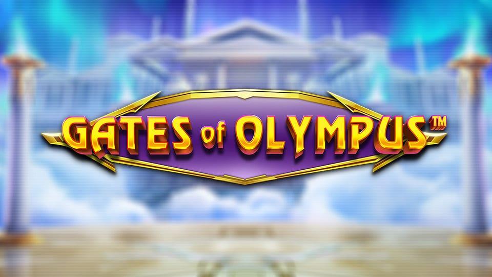 Gates of Olympus Slot Logo Wizard Slots