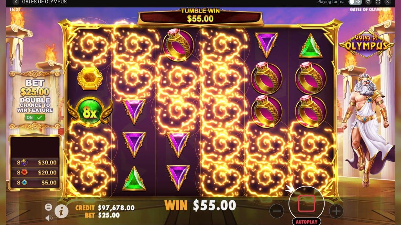 Gates of Olympus Slot Big Win