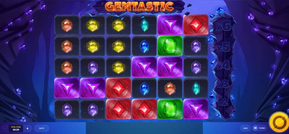 Gemtastic Slots Game