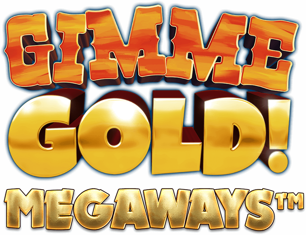 Gimme Gold Megaways Slot Logo Wizard Slots