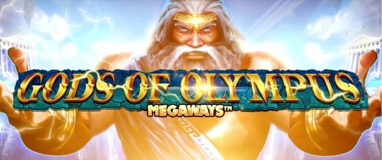 Gods Of Olympus Megaways Casino Logo