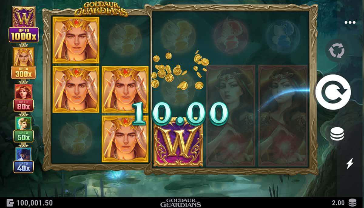 Goldaur Guardians Slots Games