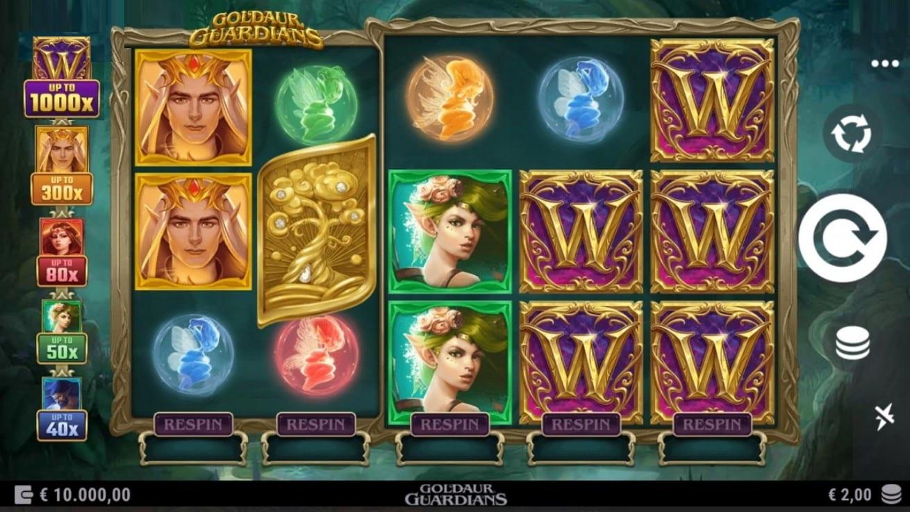 Goldaur Guardians FreeSlots