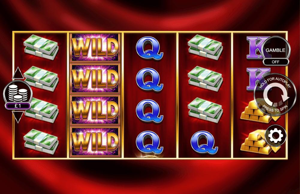 Gold Cash Slot UK