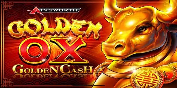 Golden Ox Slot Wizard Slots