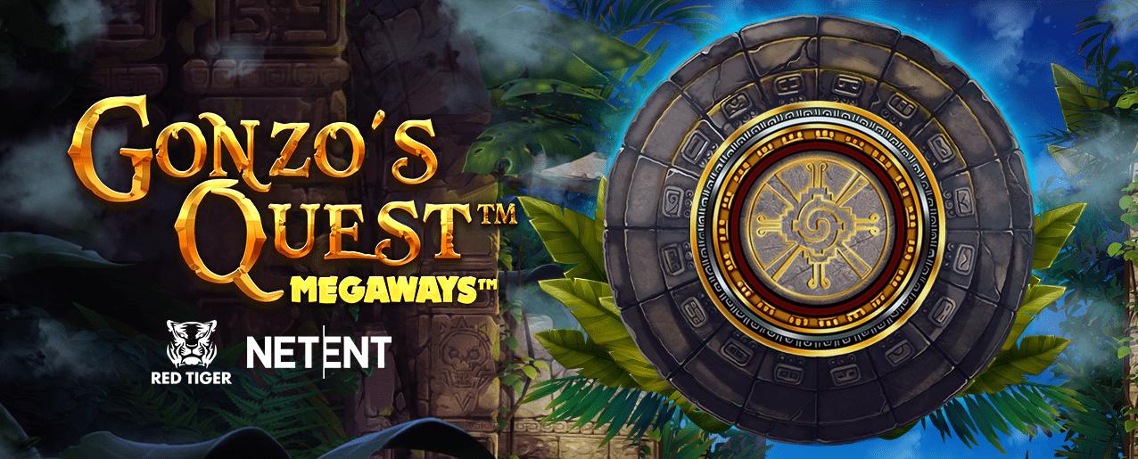 Gonzo's Quest Megaways Slot Wizard Slots