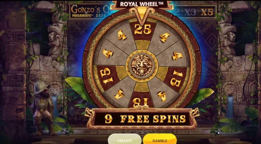 Gonzo's Quest Megaways Free Slots