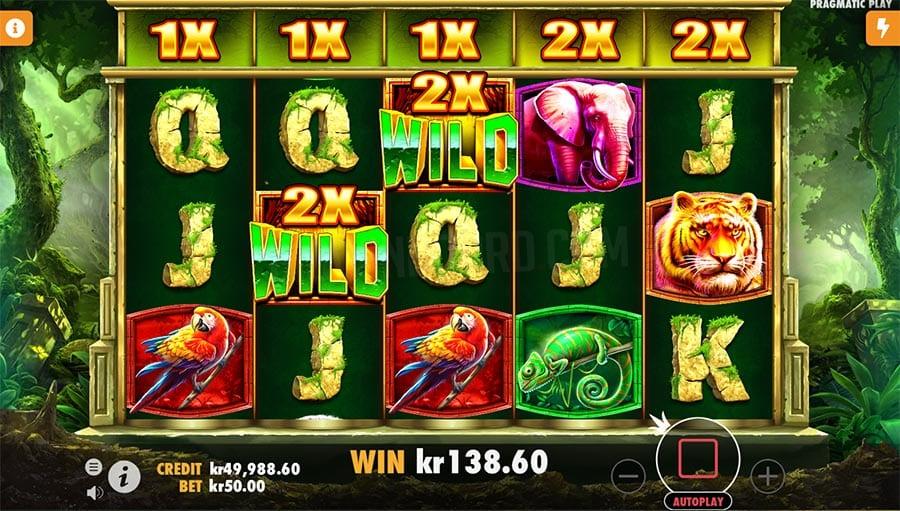 Jungle Gorilla Free Slots