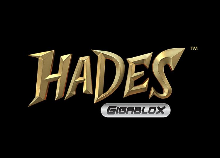 Hades Gigablox Slot Logo Wizard Slots