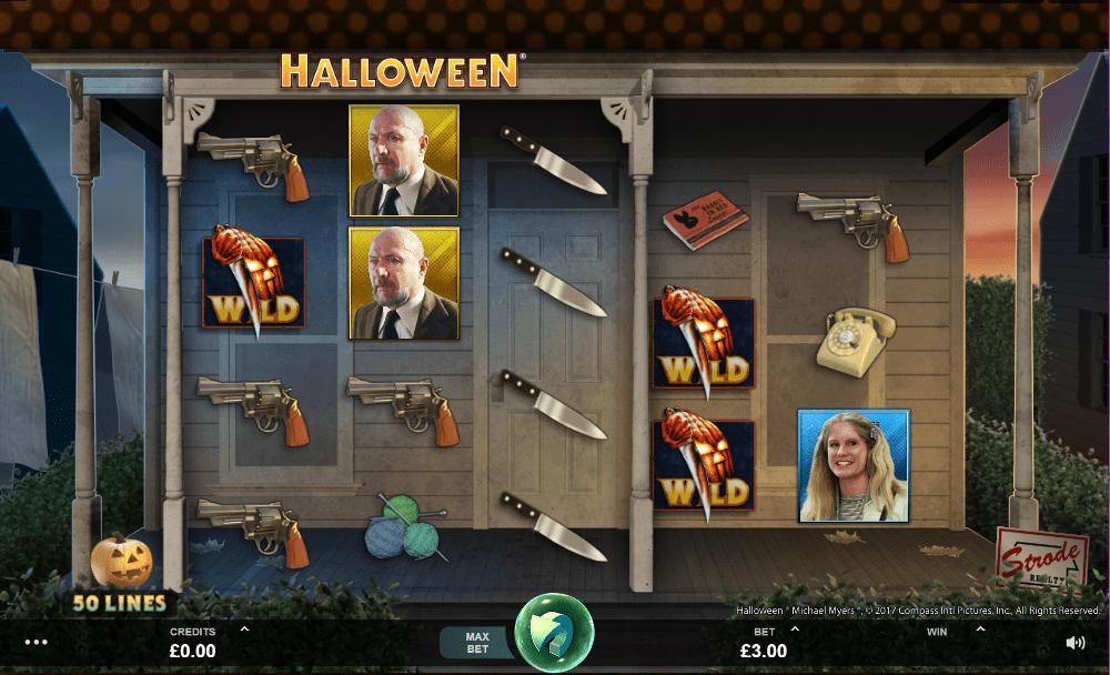 Halloween Gameplay