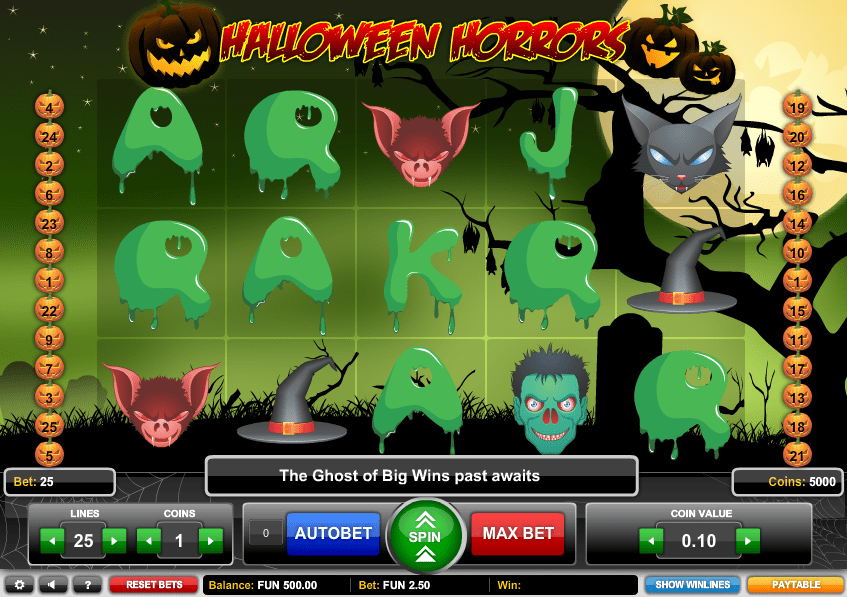 halloween horrors gameplay