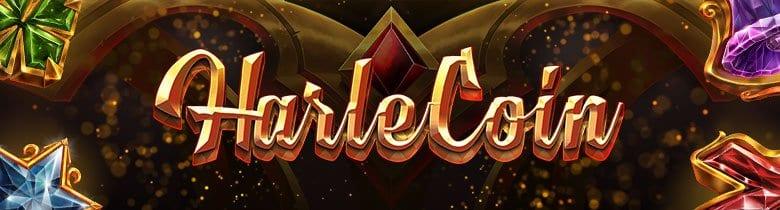 HarleCoin Slot Logo Wizard Slots