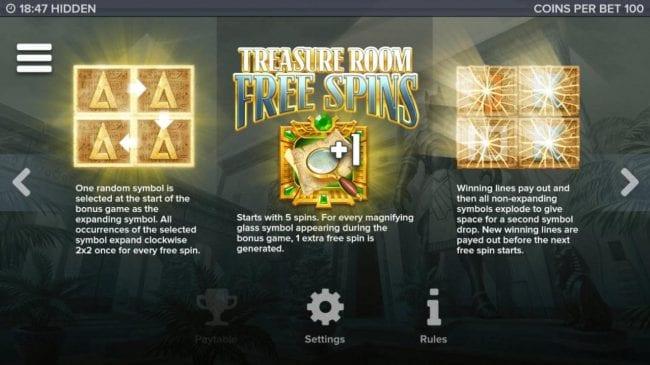 Hidden slots Game