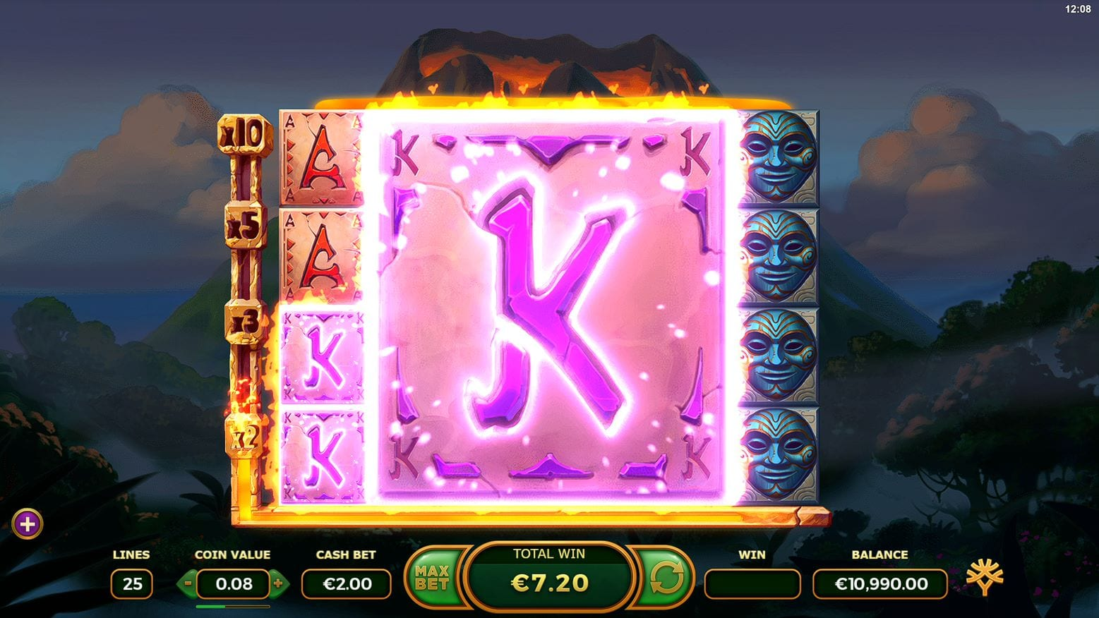 HyperBurst Slot Gameplay