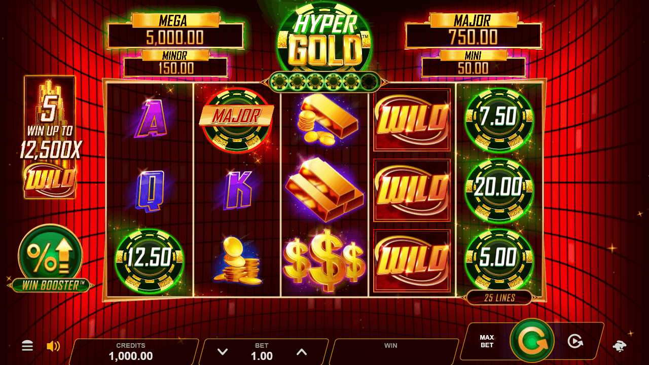 Hot Bonus Joker Slot Gameplay