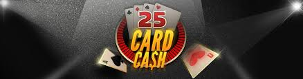 25 Card Cash logo