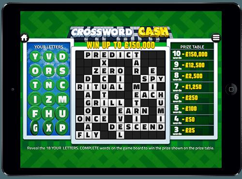 Crossword gambling game numetro monte casino