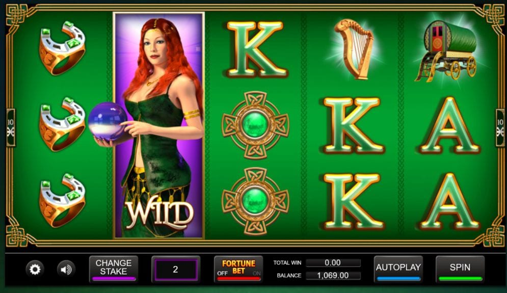 Irish Fortune slots Game