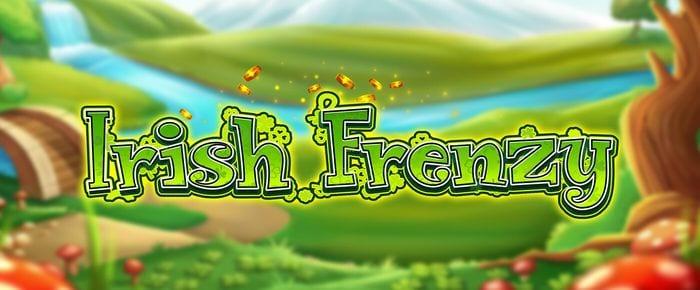Irish Frenzy Slot Logo