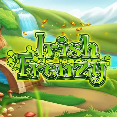 Irish Frenzy Slot Logo