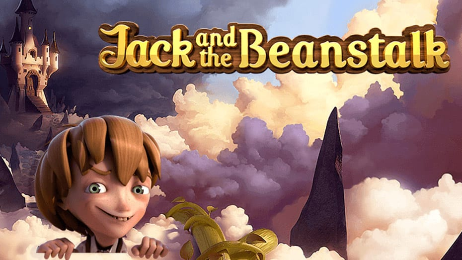 Jack and the Beanstalk online slots game logo
