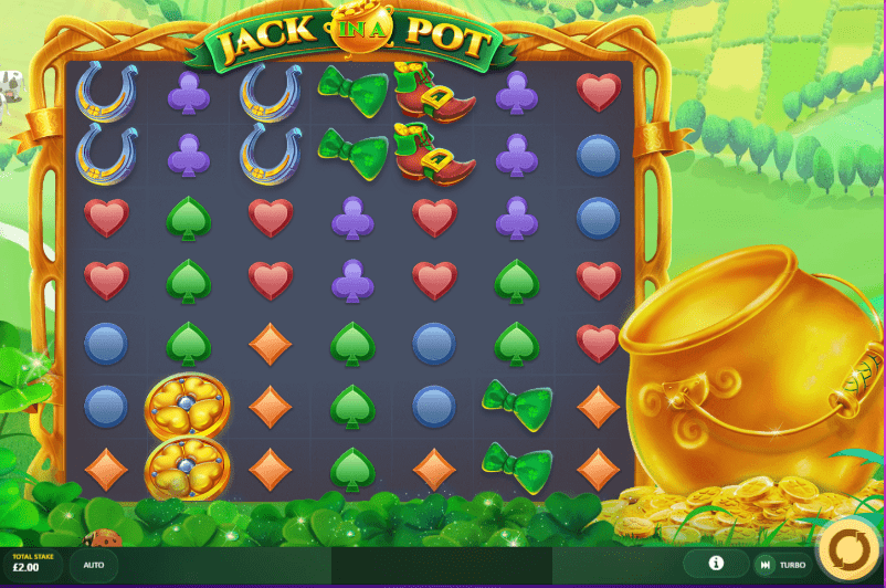 Jack In A Pot Gameplay