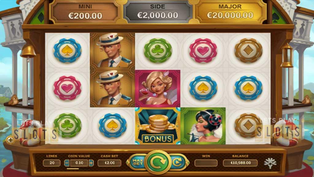 Jackpot Express Slot Online