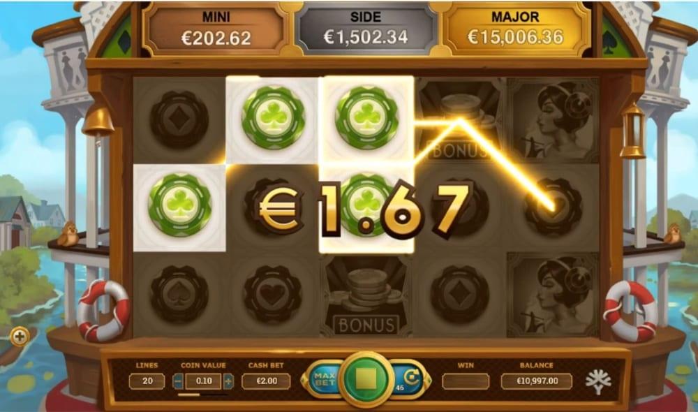 Jackpot Express Slots Online