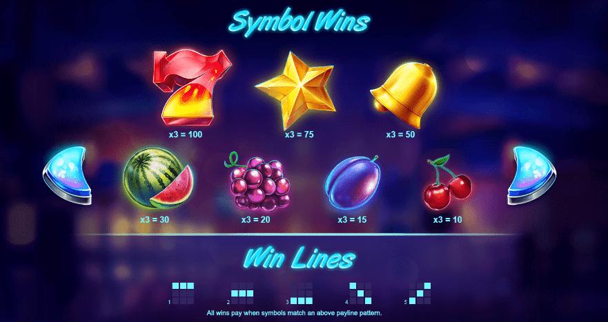 Jester Spins Symbols
