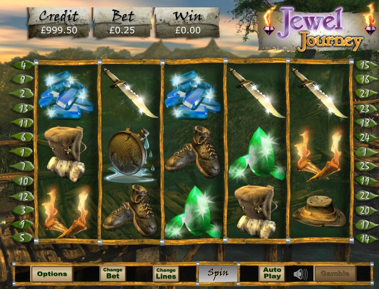 Jewel Journey Slots game