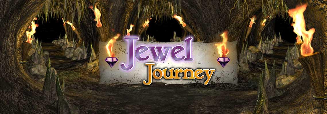 Jewel Journey online slots game logo