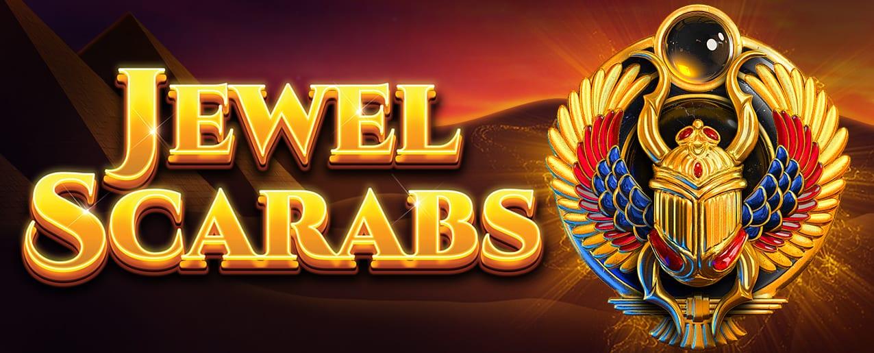 Jewel Scarabs Slot Wizard Slots