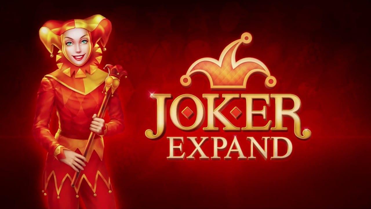 Joker Expand Logo