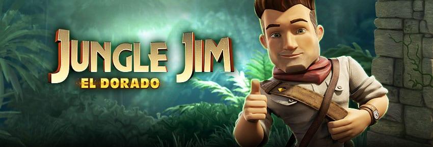Jungle Jim El Dorado online slots game