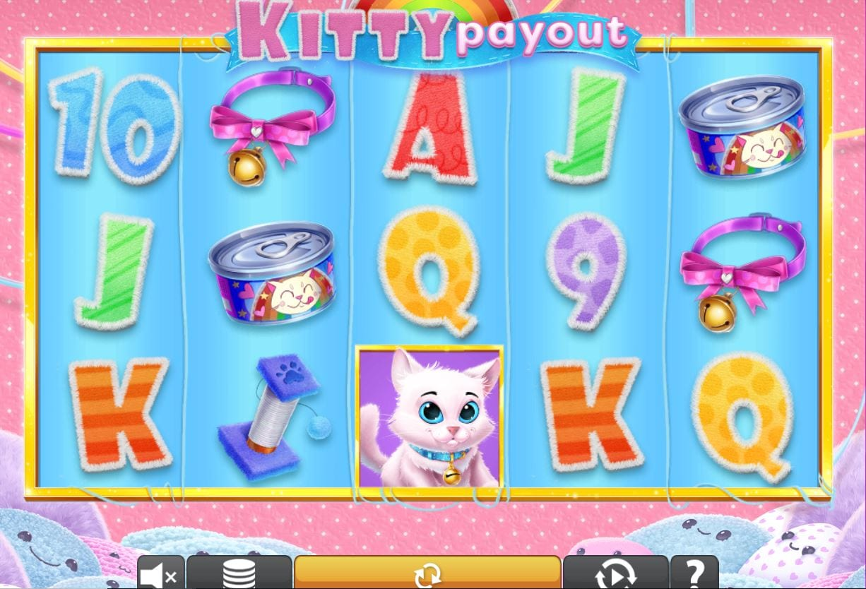 Kitty Payout Jackpot Slots Game gameplay