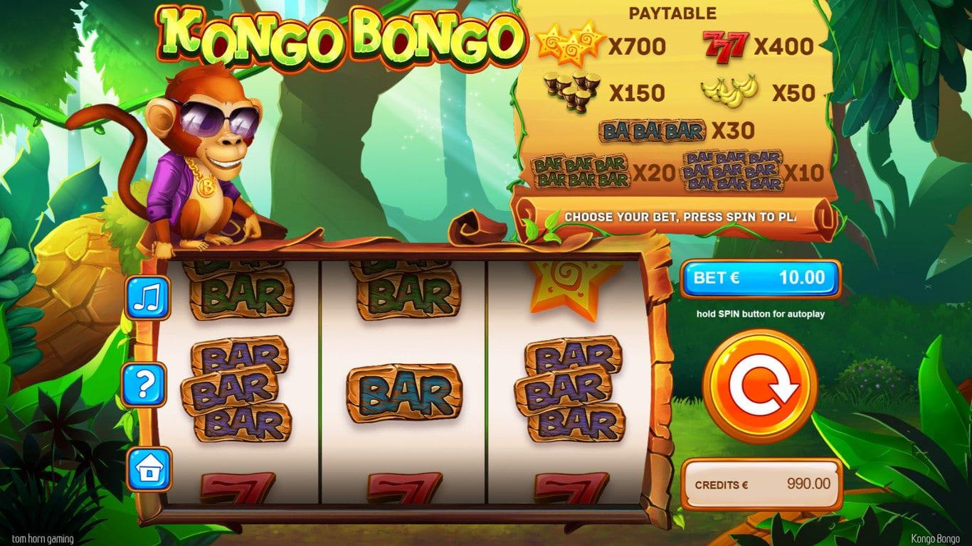 Kongo Bongo Slot Wizard Slots