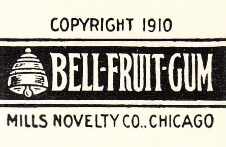 Bell Fruit symbol slot
