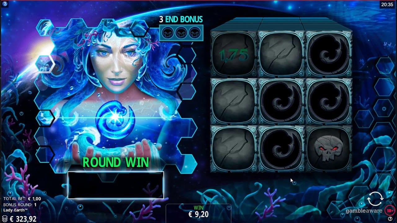 Lady Earth Free Slots