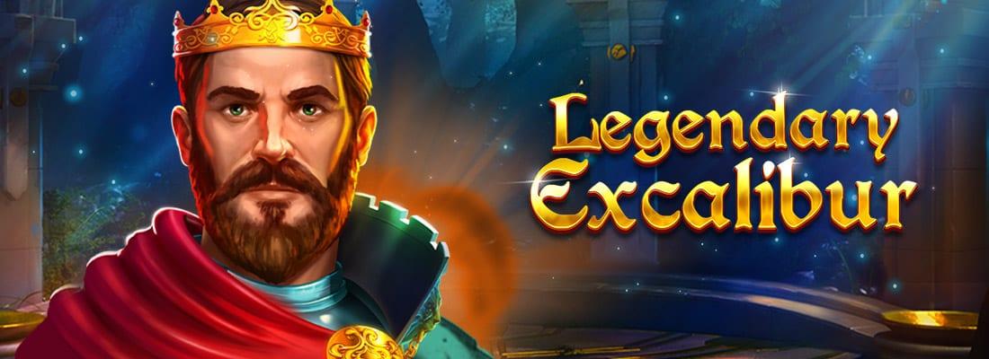 Legendary Excalibur Slot Wizard Slots